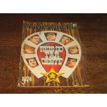 Almanaque Reis Do Faroeste Ano: 1974 Ebal Com 100 Páginas
