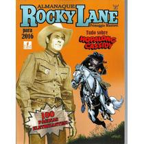 Almanaque Rocky Lane 2016 - Lacos - Bonellihq