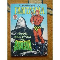 Almanaque Do Fantasma Nº 10- Excelente Estado-ed. Rge