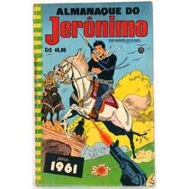 Almanaque Do Jerônimo Para 1961