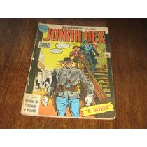 Jonah Hex Reis Do Faroeste Nº 19 Abril/1979 Com 48 Págs Ebal