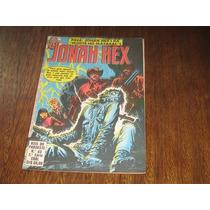 Jonah Hex Reis Do Faroeste Nº 43 Fever/1982 Editora Ebal