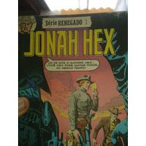 Revista Em Quadrinhos Jonah Rex 1 1981 Ebal