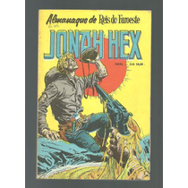 Almanaque De Reis Do Faroeste- Jonah Hex 1977
