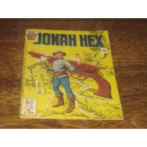 Jonah Hex Reis Do Faroeste Nº 45 Abril/1982 Editora Ebal