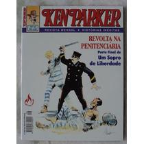 Ken Parker Nº 16 Editora Mythos