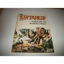 Kenparker - Nº 24 - Ed. Vecchi
