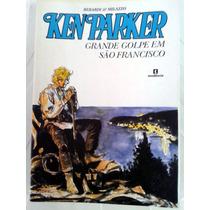 Ken Parker Nº 8 Tapejara Tendência Cluq Esgotada Ótima