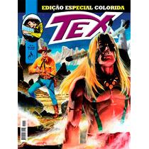 Revista Tex Especial Colorida Edição 3 Nova O Xamã Demoníaco