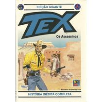 Gibi Tex Gigante 07 - Os Assassinos - Mythos Bonellihq