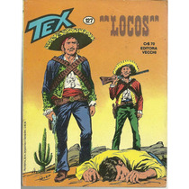 Gibi Tex Willer #127 - 1ª Edicao - Vecchi - Bonellihq