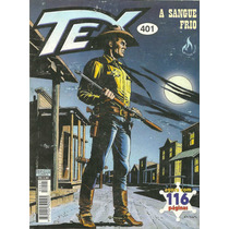 Gibi Tex Willer #401 - Usado - Editora Mythos - Bonellihq