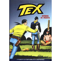 Tex Collezione Storica A Colori #10- Importada - Redwood