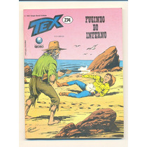 *sll* Gibi - Tex N. 274 - Editora Globo - Anos 90