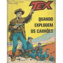 Gibi Tex #54 - 1ª Edição - Vecchi - Gibiteria Bonellihq