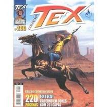 Lote Com 02 Revista Tex 412 E Tex Coleção 200 - Novas