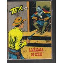 Gibi Tex Numero 149 - A Mascara De Ferro - Ed.vecchi