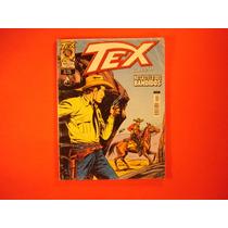 Mangá Hq Dc Revista Gibi Tex Coleção No Castelo Bandido 250