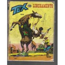 Gibi Tex Numero 139 - Linchamento - Ed.vecchi