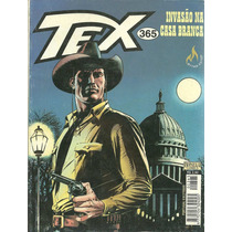 Gibi Tex Willer #365 - Usado - Editora Mythos - Bonellihq