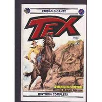 Gibi Tex Gigante Nº21 A Marca Da Serpente Produto Est Banca