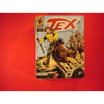 Mangá Hq Dc Revista Gibi Colecionador Tex Coleção 257