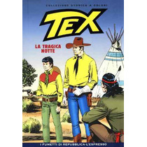 Tex Collezione Storica A Colori #7- Importada - Redwood
