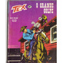 Tex 107 O Grande Golpe, Gibi 1ª Edição Ed. Vecchi, Rara