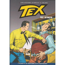 Tex Collezione Storica A Colori 14 - Bonellihq Cx 81