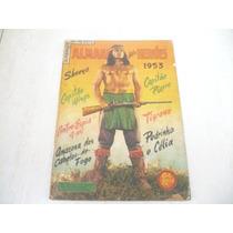Almanaque Dos Heróis 1953- Da Ebal-super Raro E Original