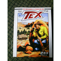 Os Grandes Classicos De Tex N.20 Editora Mythos