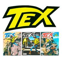 42 Revistas Tex Coleção Revistas Novas Ed. Mythos