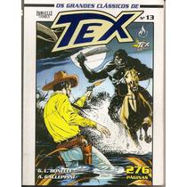 Os Grandes Clássicos De Tex Nº 13 Mythos Editora