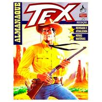 Revista Almanaque Tex Nº 1 Reedição Março/2010 Mythos - Nova