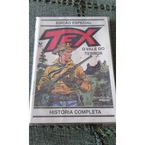 Gibi Tex Edição Especial O Vale Do Terror Historia Completa