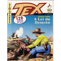 Revista Gibi Tex Almanaque Nº 5 - A Lei Do Deserto