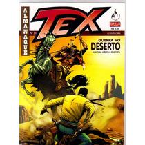Revista Gibi Tex Almanaque Nº 23 - Guerra No Deserto