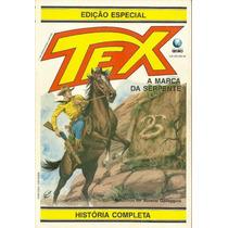 Gibi Tex Gigante - A Marca Da Serpente - Globo - Bonellihq