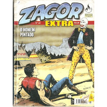 Zg Zagor Extra Editora Mythos Nº45