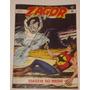 Hq Zagor Nº 35 - Viagem No Medo - Ed. Record - 1991