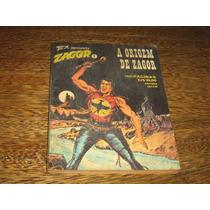 Zagor Nº 1 Agosto/1978 Editora Vecchi Original