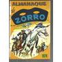 Almanaque De Zorro 1974 Ebal Faroeste