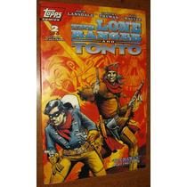 Gibi Zorro Lone Ranger Heróis Faroeste Cowboy Western Inglês