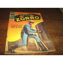 Zorro 3ª Série Nº 7 Março/1971 Editora Ebal Original