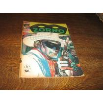 Zorro 3ª Série Nº 58 Junho/1975 Editora Ebal Original