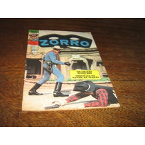 Zorro 3ª Série Nº 4 Dezembro/1970 Editora Ebal Original