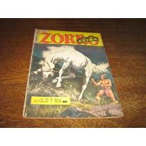 Zorro 2ª Série Nº 93 Janeiro/1970 Editora Ebal Original