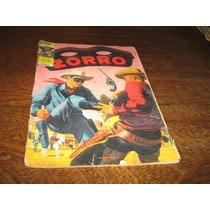 Zorro 3ª Série Nº 39 Novembro/1973 Editora Ebal Original