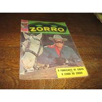 Zorro 3ª Série Nº 12 Agosto/1971 Editora Ebal Original