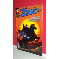 Hq Zorro Nº1 O Grande Herói Está De Volta Em Avent. Inéditas